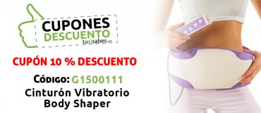 Regalos Originales Cinturón Vibratorio Body Shaper